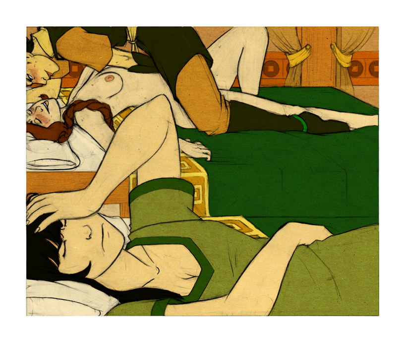 ty the avatar airbender porn lee last Naruto and male kyuubi lemon fanfiction