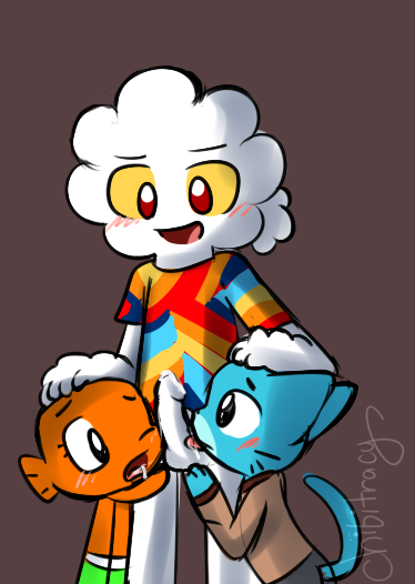 world of larry amazing gumball the Paheal the amazing world of gumball