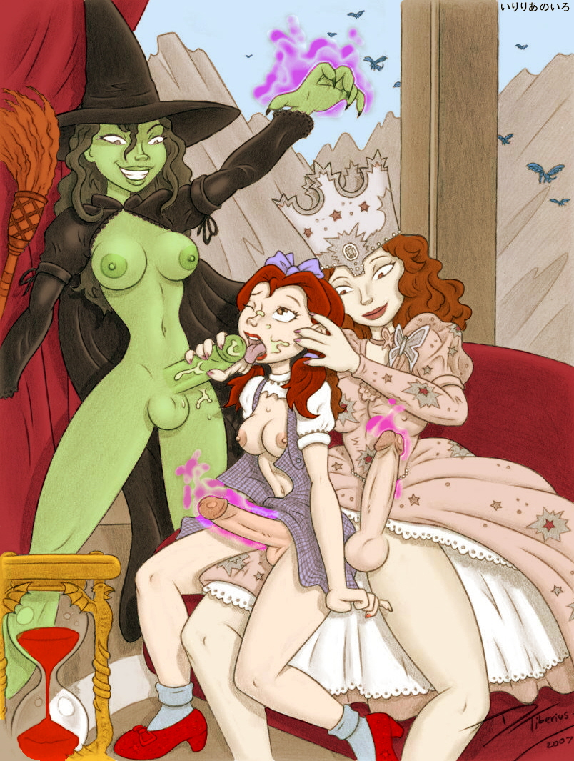 wizard dorothy oz of nude Highschool dxd rias and issei fanfiction