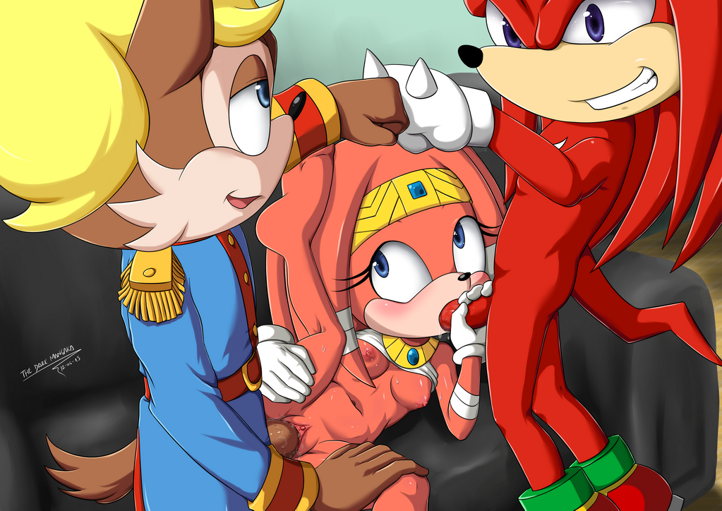 enchilada the old how is knuckles My hero academia mina ass