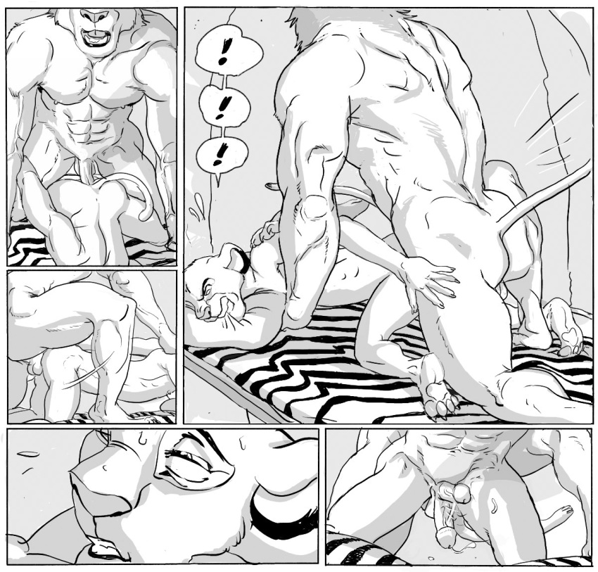 and mabs dan adventures furry Oppai_no_ouja_48