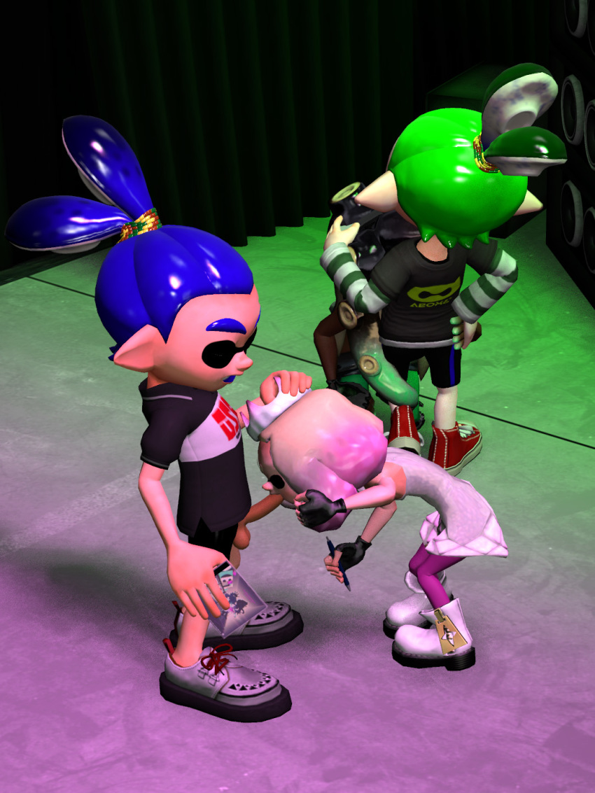 is how old pearl splatoon from Karax heroes of the storm