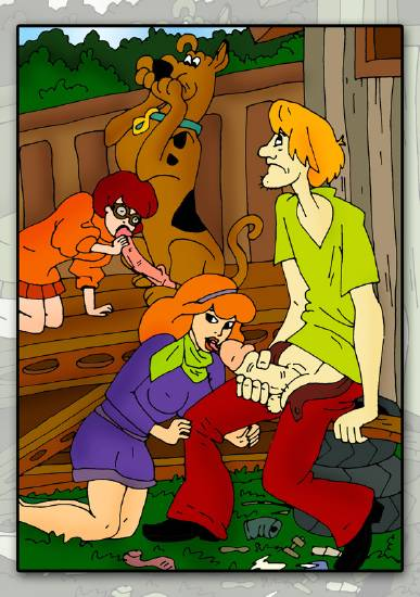 pictures of from scooby velma doo X-saber anu piranha