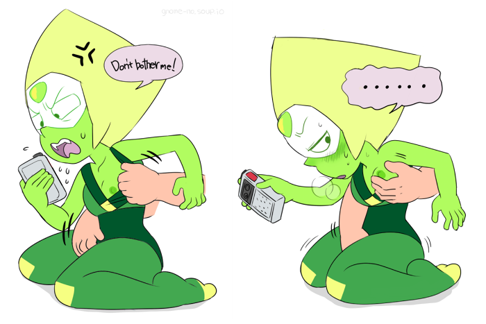 universe images of peridot from steven Asuma who is the king
